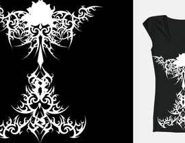 #6 for Goth tee design by anshartist