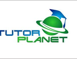 "#95 untuk Design a Logo for a business for the word ""Tutor Planet"" oleh nurmania"