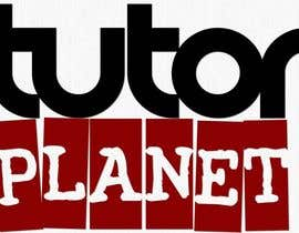 "#9 untuk Design a Logo for a business for the word ""Tutor Planet"" oleh youzar88"