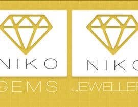 #89 for A beautiful impressive logo needed for natural untreated gemstones websites www.nikogems.com and www.nikojewelry.com af theKoolwool