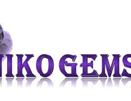#11 for A beautiful impressive logo needed for natural untreated gemstones websites www.nikogems.com and www.nikojewelry.com af jambuchatv