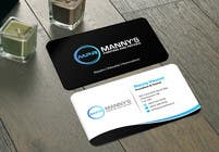 Graphic Design Contest Entry #22 for Design some Business Cards