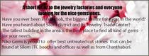 Bài tham dự #8 về Graphic Design cho cuộc thi Design a Banner for Jewelry website