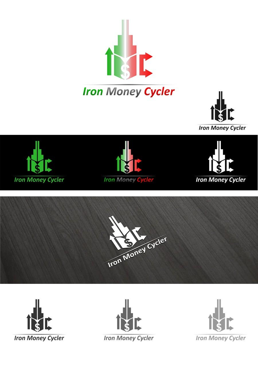 #55 for IMC - Iron Money Cycler by airbrusheskid