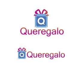 #7 para Diseñar un logotipo tienda en linea de experiencias / logo design for eshop name queregalo (whatagift) de DesignsMR