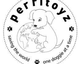 #54 for perritoyz logo by MagicalDesigner