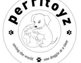 #55 for perritoyz logo by MagicalDesigner
