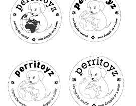 #59 for perritoyz logo by MagicalDesigner