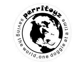 #34 for perritoyz logo by airbrusheskid