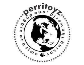 #40 for perritoyz logo by airbrusheskid