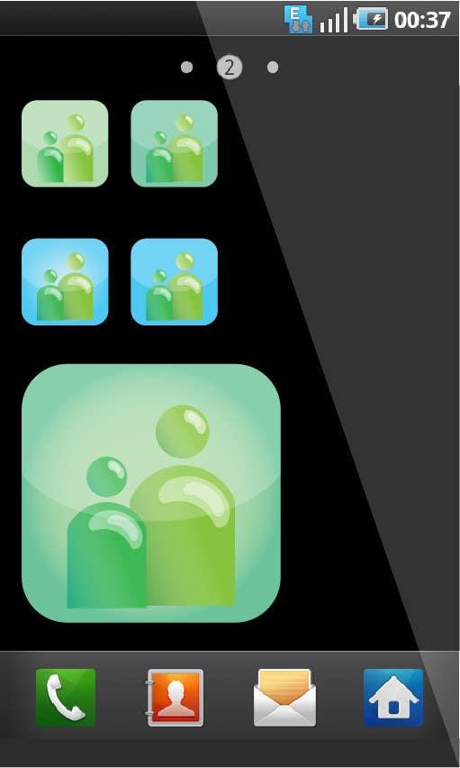 Kilpailutyö #32 kilpailussa Design a Logo for our mobile app (parental control - watching kids activity )