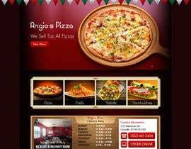 #33 for PSD for an Italian pizza restaurant web site. af nitinatom