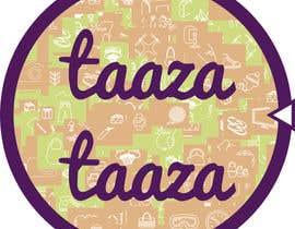 """#181 para """"taaza taaza"""" logo design de karti01"""