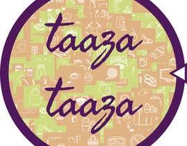 """#183 para """"taaza taaza"""" logo design de karti01"""