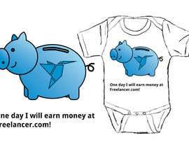 Nro 11 kilpailuun Freelancer.com Baby Clothes käyttäjältä Arvensis