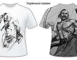 #2 dla Design a T-Shirt przez chaban4ik