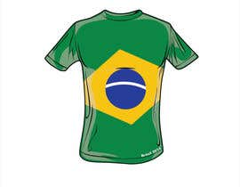 #4 for Brazilian Themes T-Shirt Design Project af bogdandjukic