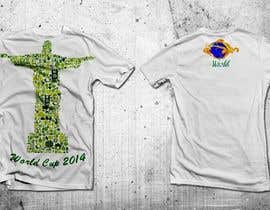 #16 cho Brazilian Themes T-Shirt Design Project bởi mohamedhesham94