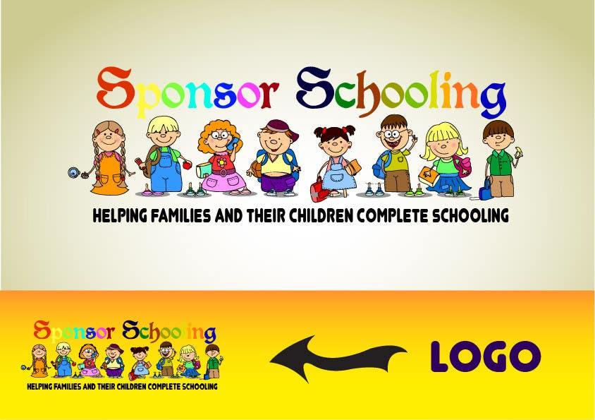 Bài tham dự cuộc thi #35 cho Design a Small Logo for www.SponsorSchooling.org