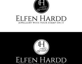 #7 for Elfen Hardd Logo - Can you make yet another jewellery business stand out from the rest? by ScottDuncan1