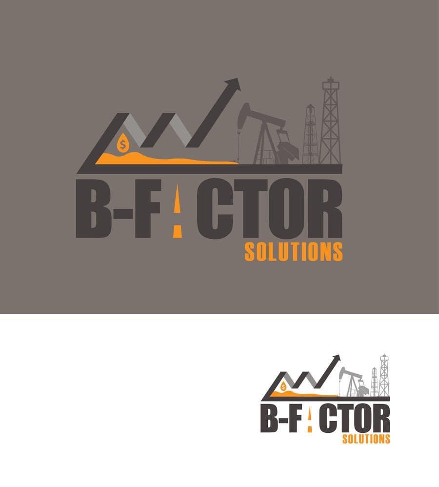 Penyertaan Peraduan #52 untuk Design a Logo for BFactor