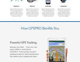 nº 9 pour Logo and corp Identity for a GPS tracking company par dianewang216