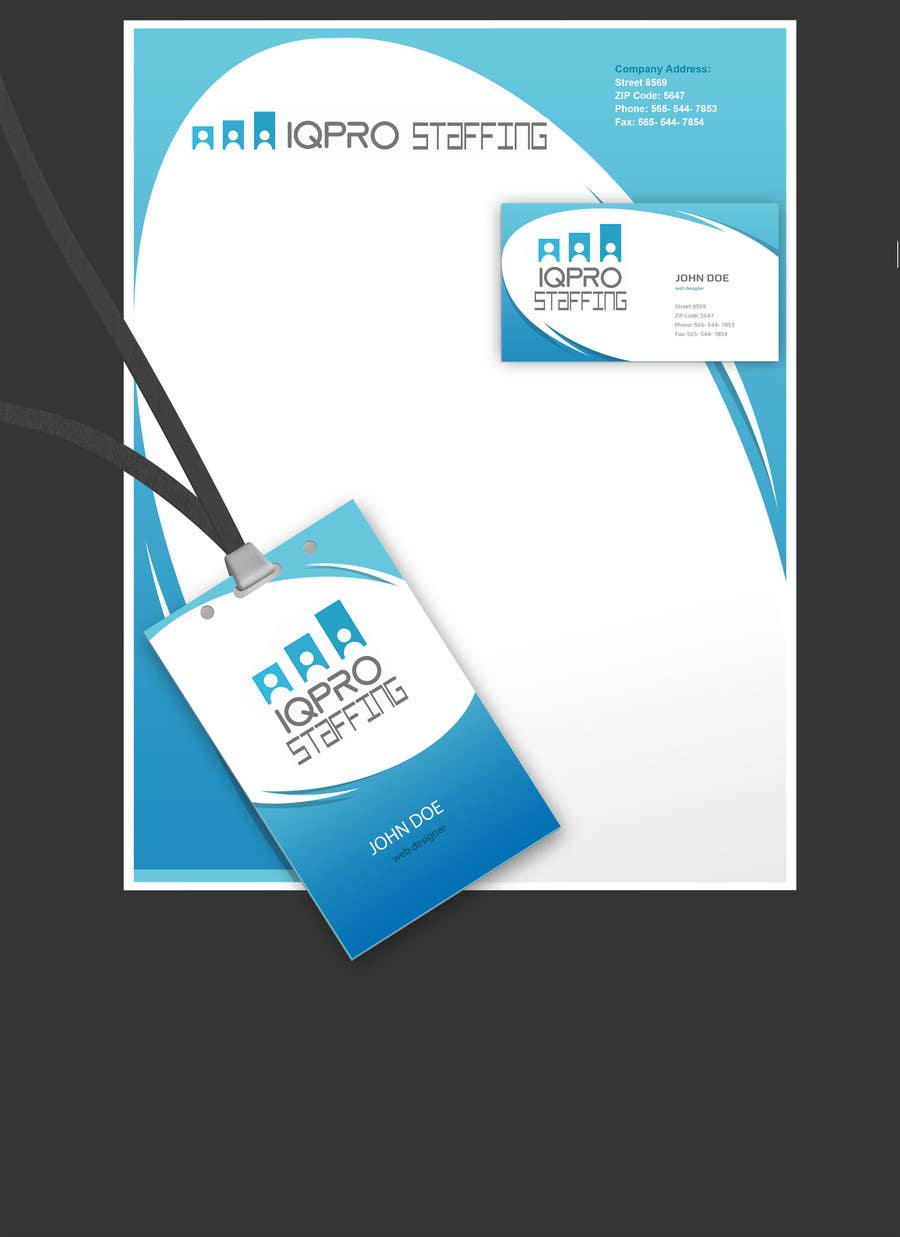 Bài tham dự cuộc thi #                                        17                                      cho                                         Develop a Corporate Identity for IQPro Staffing