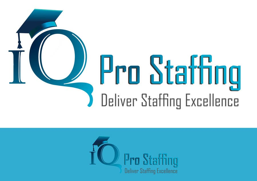 Bài tham dự cuộc thi #                                        8                                      cho                                         Develop a Corporate Identity for IQPro Staffing
