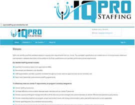 nº 13 pour Develop a Corporate Identity for IQPro Staffing par zapanzajelo