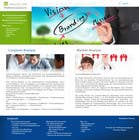 Graphic Design Kilpailutyö #84 kilpailuun Website Design for small marketing consulting company