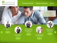 Graphic Design Kilpailutyö #96 kilpailuun Website Design for small marketing consulting company