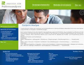 #106 для Website Design for small marketing consulting company от r3x