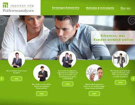 #98 untuk Website Design for small marketing consulting company oleh r3x