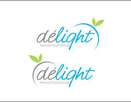 #108 for Design a Logo for Delight Natural Food Group by rueldecastro