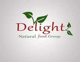 nº 60 pour Design a Logo for Delight Natural Food Group par prateek2523