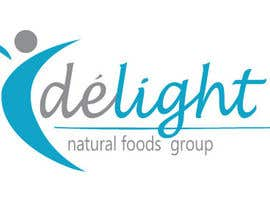 nº 55 pour Design a Logo for Delight Natural Food Group par ruralboy