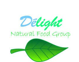 #100 for Design a Logo for Delight Natural Food Group by LordRyver