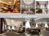 Villa Interior Design için Building Architecture22 No.lu Yarışma Girdisi