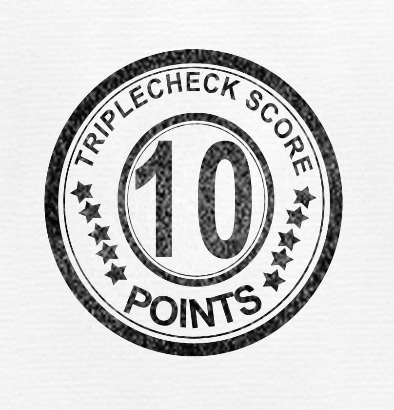 Konkurrenceindlæg #5 for Triplecheck logo and stamp