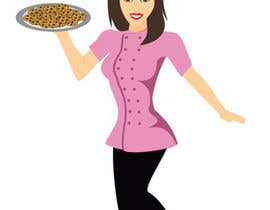 #10 for Caricature of my wife for cookies af Moon0322