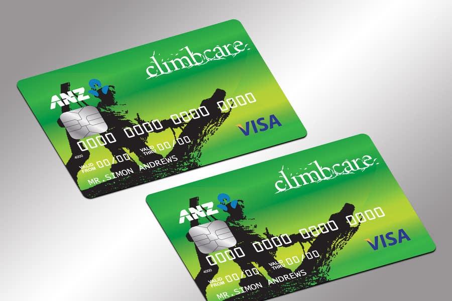 Konkurrenceindlæg #45 for Design my company Credit Card