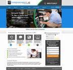 Bài tham dự #20 về Graphic Design cho cuộc thi Design a single Page Website with Logo for a PC repair service