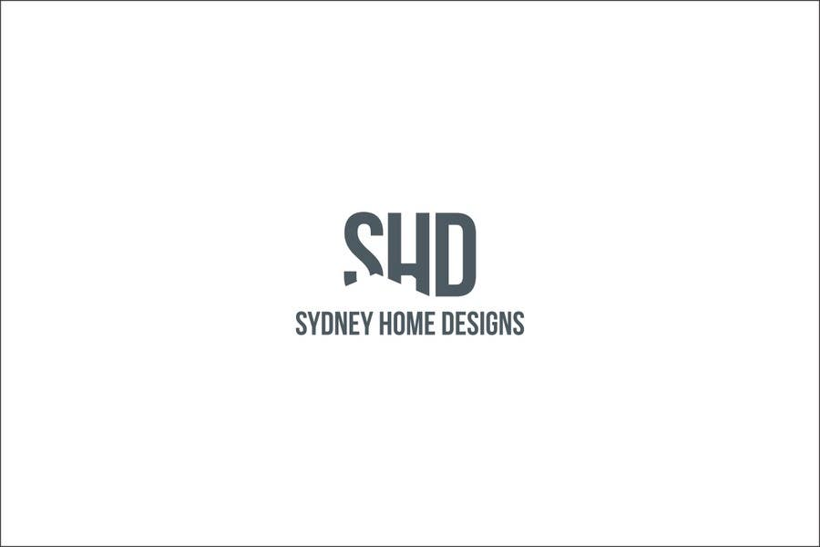 #361 for Logo Design for Sydney Home Designs by nDmB