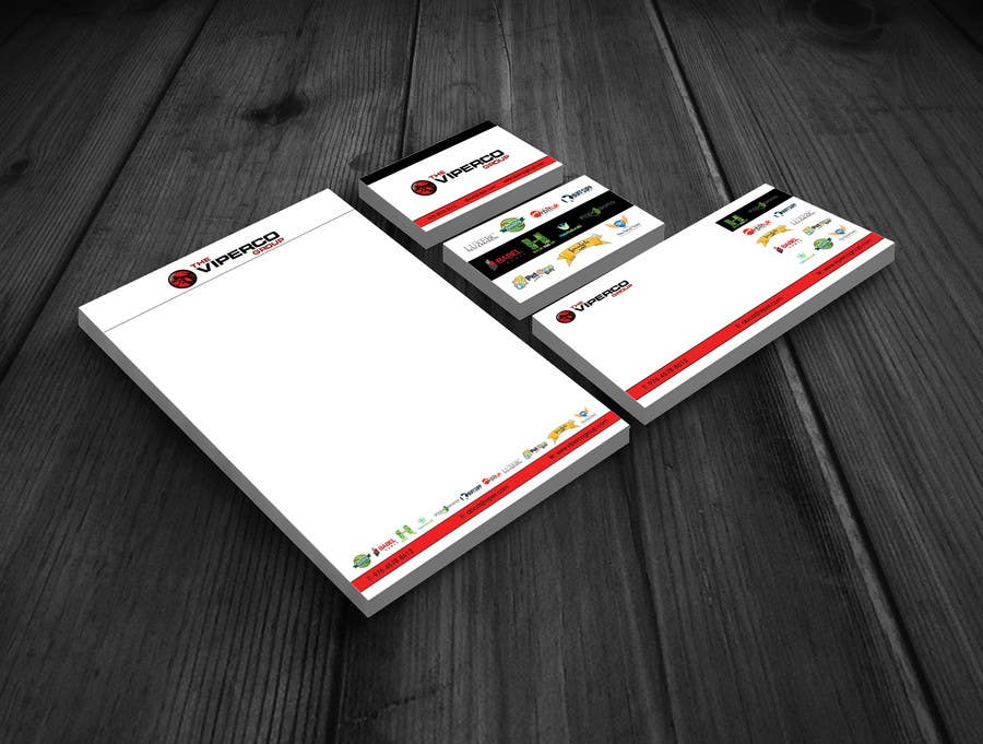 #11 for I need a Business Card and Letterhead by marvellogo