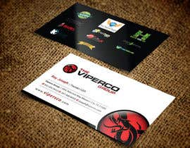 nº 21 pour I need a Business Card and Letterhead par Brandwar