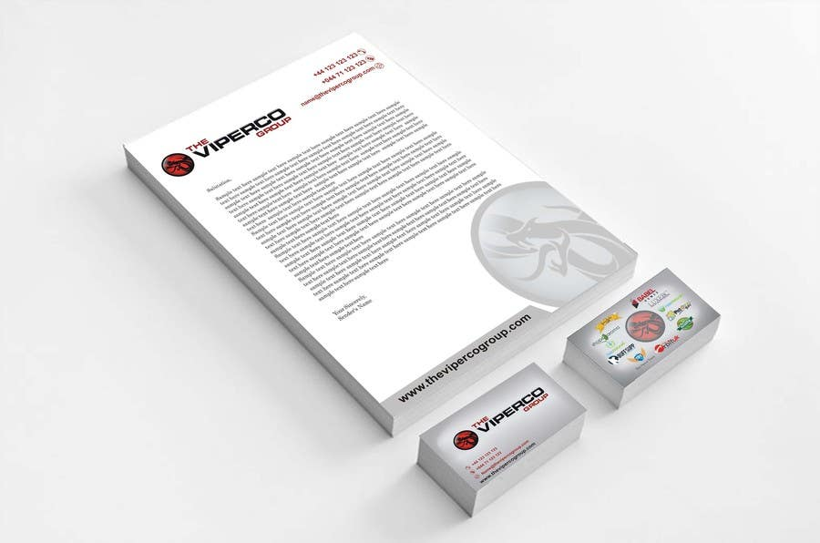 #17 for I need a Business Card and Letterhead by arenadfx