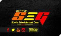 Graphic Design Kilpailutyö #14 kilpailuun Sports Company Promo Cards