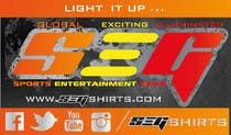Graphic Design Kilpailutyö #29 kilpailuun Sports Company Promo Cards
