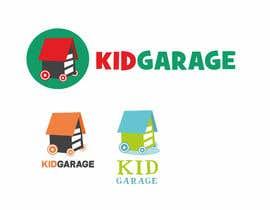 Nro 51 kilpailuun Kid Garage - where kids go to build, play and learn needs a logo käyttäjältä lnnone