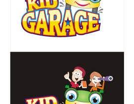 Nro 44 kilpailuun Kid Garage - where kids go to build, play and learn needs a logo käyttäjältä prasadwcmc